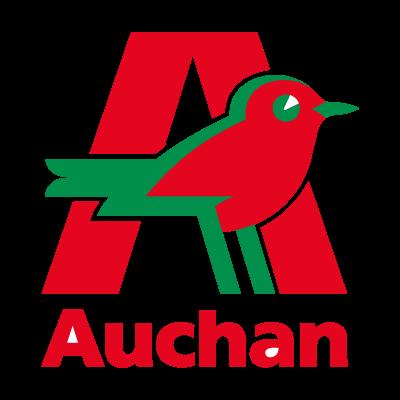 Auchan logo vector logo