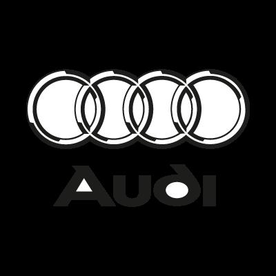 Audi AG logo vector logo