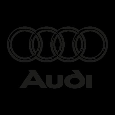 Audi Company logo vector logo