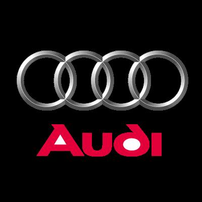 Audi  logo vector logo