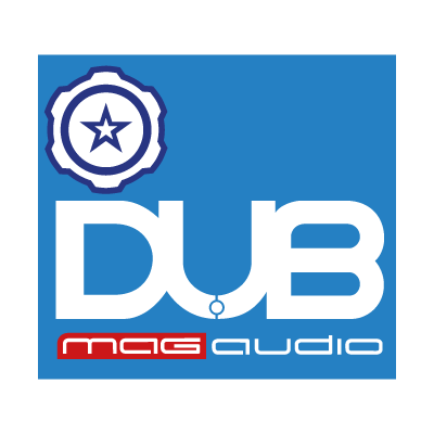 Audiobahn DUB Mag Audio logo vector logo