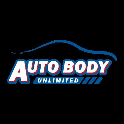 Auto Body Unlimited logo vector logo