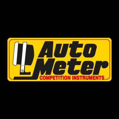 Auto Meter logo vector logo