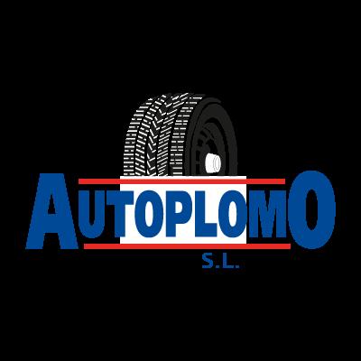 Autoplomo logo vector logo