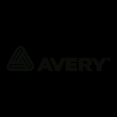 Avery Black logo vector logo