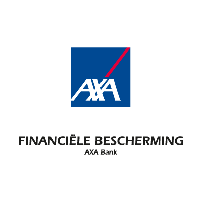 AXA bank logo vector logo