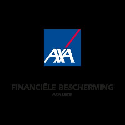 AXA bank logo vector logo