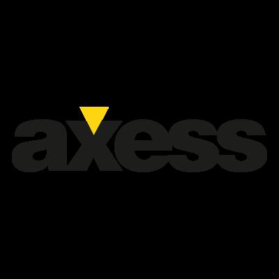 Axess Banks logo vector logo