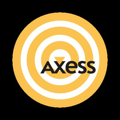 Axess logo vector logo