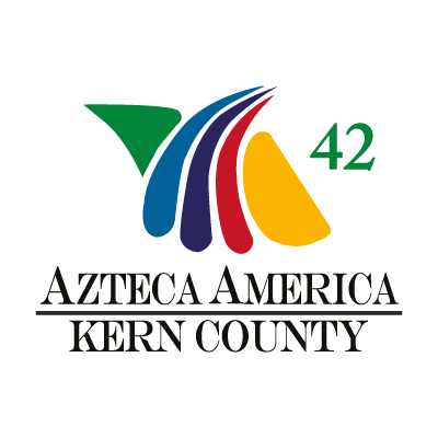 Azteca America logo vector logo