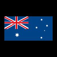 Flag of Australia vector