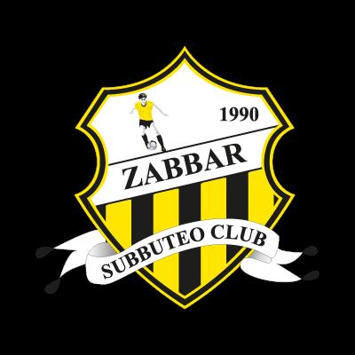 Zabbar Subbuteo Club logo vector logo
