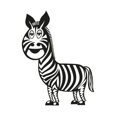 Zebrinha vector logo