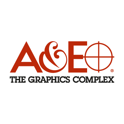 A&E The Graphics Complex logo vector logo