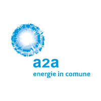 A2A energie in comune logo