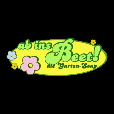 Ab ins Beet logo vector logo