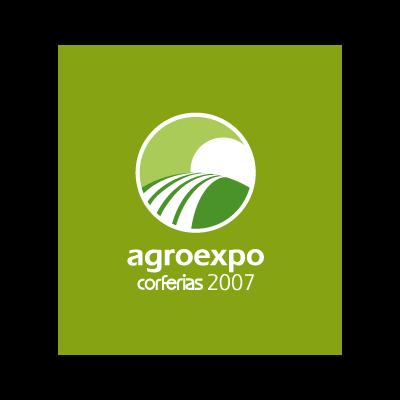 Agroexpo 2007 logo vector logo