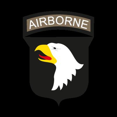 Airborne U.S. Army logo vector logo