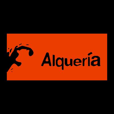 Alqueria logo vector logo