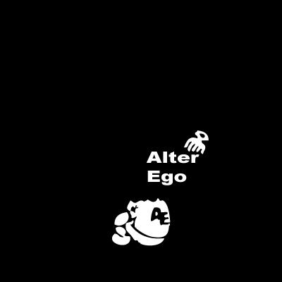 Alter Ego logo vector logo