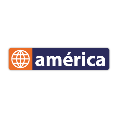 America TV logo vector logo