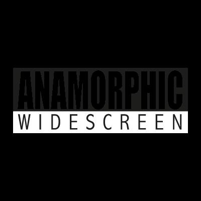 Anamorphic Widescreen logo vector logo