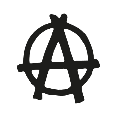 Anarchy US logo vector logo