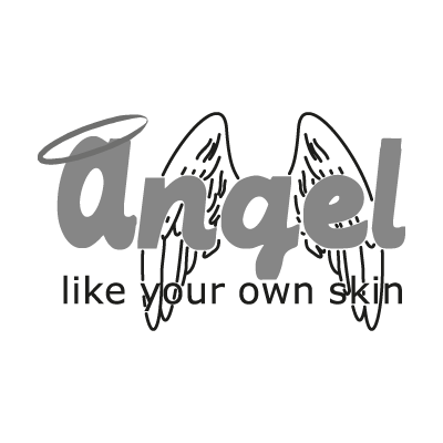 Angel Chapil logo vector logo