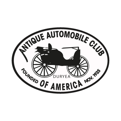 Antique Auto Club logo vector logo