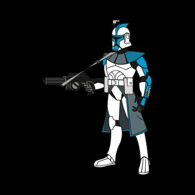 ARC Tropper blue vector logo