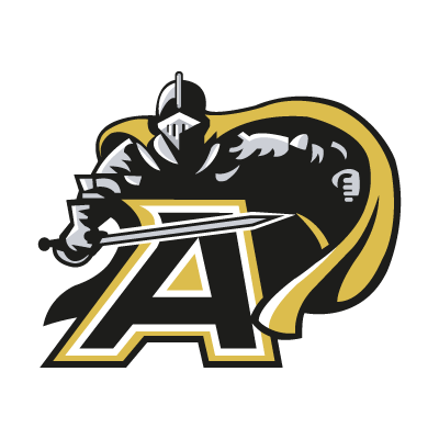 Army Black Knights  logo vector logo