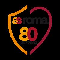 AS Roma 80 logo