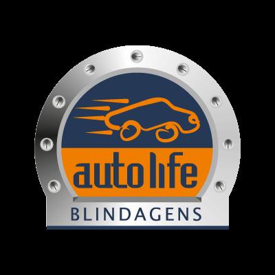 Auto Life Blindagens logo vector logo
