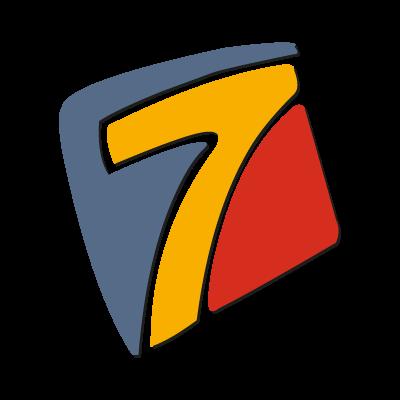 Azteca 7 logo vector logo
