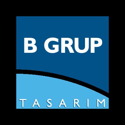 B Grup A.S. logo vector logo