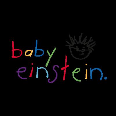 Baby Einstein logo vector logo