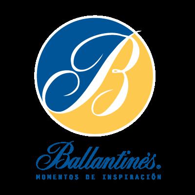 Ballantine's 50 logo vector logo