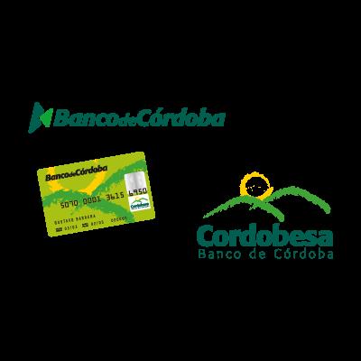 Banco de Cordoba logo vector logo