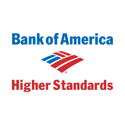 Bank of America logo vector logo