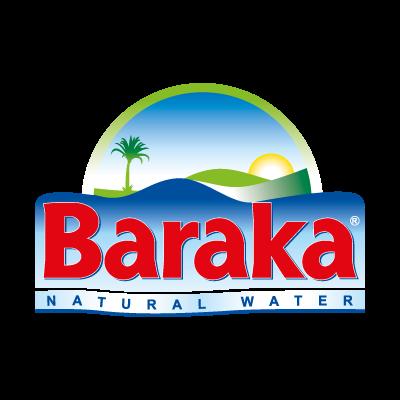 Baraka logo vector logo