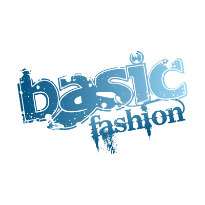 Basic Fashion logo vector logo