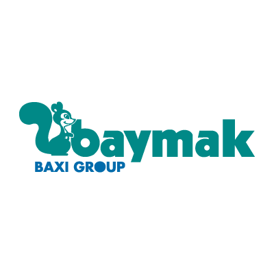 Baymak baxi logo vector logo