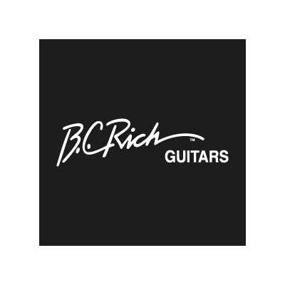 B.C. Rich Guitars logo vector logo