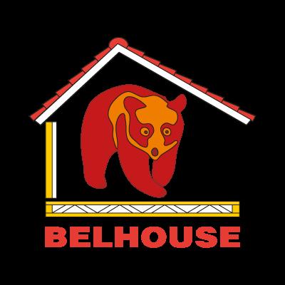 Belhouse logo vector logo