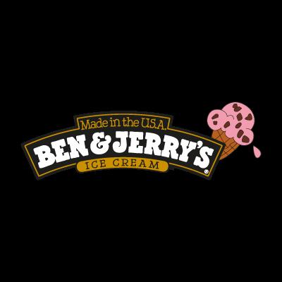 Ben & Jerry's logo vector logo