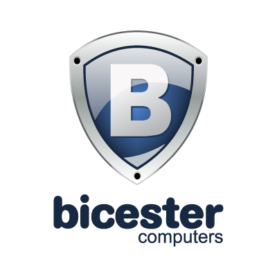 Bicester Computers logo vector logo