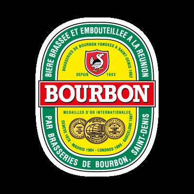 Biere Bourbon logo vector logo