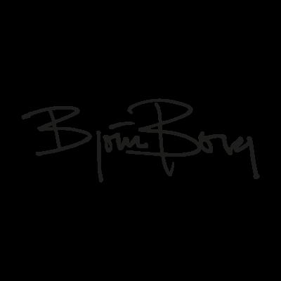 Bjorn Borg logo vector logo