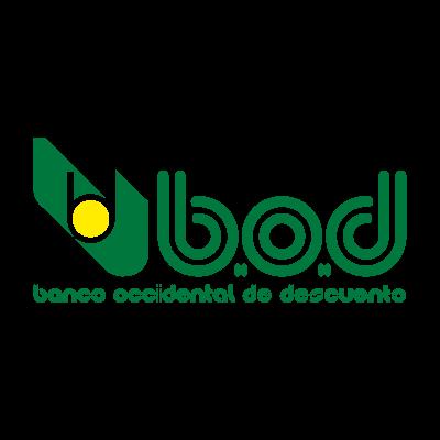 B.O.D. logo vector logo