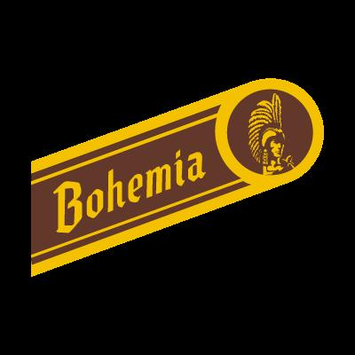 Bohemia logo vector logo